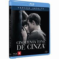 Cinquenta Tons de Cinza Blu-Ray - Multi-Região / Reg.4
