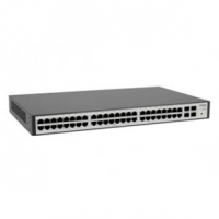 Switch Intelbras Gerenciável 48 portas Gigabit Ethernet + 4 portas Mini-GBIC SG 5200 MR