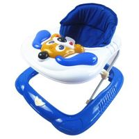 Andador Baby Style Bichos Cachorro Azul