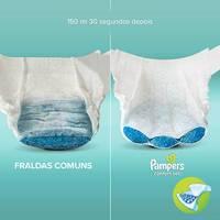 Fralda Pampers Confort Sec Tamanho P 50 Unidades