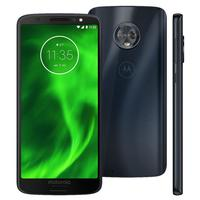 Smartphone Motorola Moto G6 XT1925 Desbloqueado Dual Chip 32GB Android 8.0 Índigo