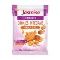 Cookie Jasmine Sem Glúten Laranja e Mel 150g