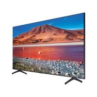 """Smart TV 4K LED 70"""" Samsung UN70TU7000GXZD - Wi-Fi Bluetooth 2 HDMI 1 USB"""