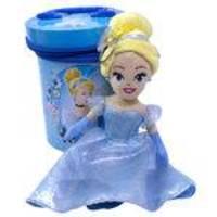 Boneca Chaveiro Cinderela 23cm Na Lata Princesas - Disney