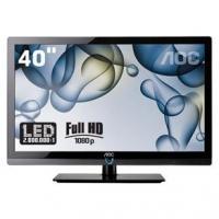 TV 40 LED FULL HD AOC LE40H157 com Conversor Digital Integrado