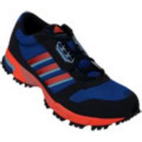 Tênis Adidas Marathon TR 10 Masculino Azul e Vermelho  a2750758d5bd8