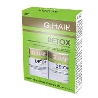 G hair Kit Shampoo E Condicionador Detox 2x250ml