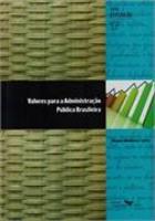 Valores Para a Administração Publica Brasileira