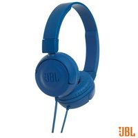 Fone de Ouvido JBL T450 On Ear Headphone Azul
