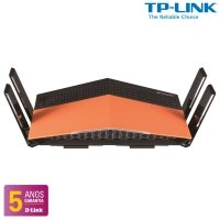 Roteador D-Link Wireless Exo Dir 879