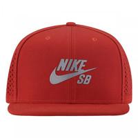 Boné Nike SB Performance Pro Trucker Adulto Laranja Escuro  852968f3e97