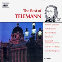 George Philipp Telemann - The Best Of George Philipp Telemann
