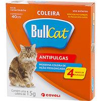 Coleira Antipulgas para Gatos Bullcat