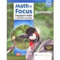 Math In Focus - Singapore Math 4A - Student Workbook - Houghton Mifflin Company