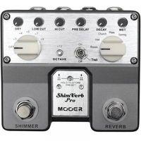 Pedal Para Guitarra Mooer Trv1 - Twin Shim Verb Pro