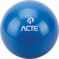 Bola Tonificadora Acte Sports Peso 3Kg Azul