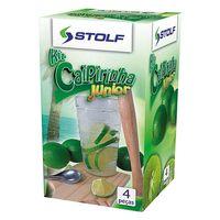 Kit Caipirinha Stolf Junior 295-STD 4 Peças