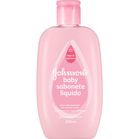 Sabonete Líquido Johnson´s Baby 200ml