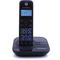 Telefone Motorola Dect Gate 4500 com Identificador de Chamadas Preto