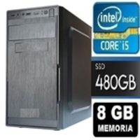 Cpu Intel Core I5 8gb Ssd 480gb