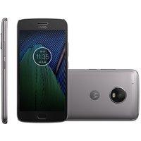 Smartphone Motorola Moto G5 Plus XT1683 Desbloqueado GSM 32GB Dual Chip TV Android 7.0 Platinum