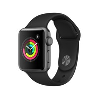 Apple Watch Series 3 Alumínio 8GB 38mm Cinza Espacial