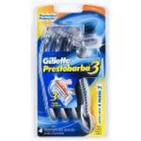 Aparelho De Barbear Gillette Prestobarba 3 - Leve 4 Pague 3