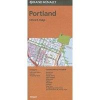 Rand Mcnally Portland, Or Street Map