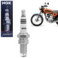 Vela De Ignição Iridium Ngk Honda Cg 125 1976 A 1990 Dpr8eix-9