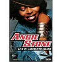 DVD Angie Stone - Live In Vancouver Island (série Music in High Places)