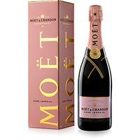 Champagne Francês Moët & Chandon Rosé com Cartucho 750ml