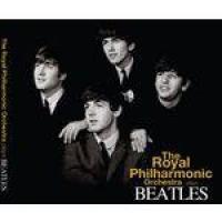 Cd The Royal Philharmonic Orquestra Plays Beatles