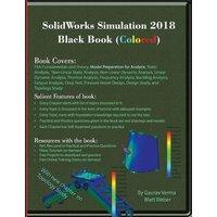 SolidWorks Simulation 2018 Black Book (Colored)