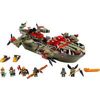 Lego Chima - Comandante Cragger 70006