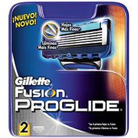 Carga de Aparelho de Barbear Gillette ProGlide Regular 2 unidades