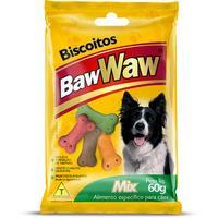 Biscoitos Para Cães Baw Waw Mini 500g