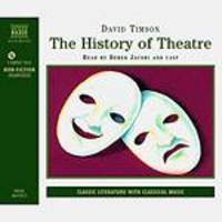 CD The History of Theatre Box c/ 4 CDs - Importado - RKR