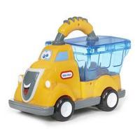 Pop Haulers Caminhão Com Alça Carga De Pedras LT-15 Little Tikes