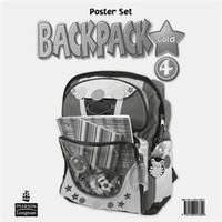 Backpack Gold Poster Set Level 4 Diane Pinkley and Mario Herrera