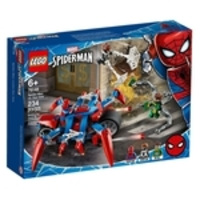 LEGO Super Heroes - Disney - Marvel - Homem Aranha - Spider-Man vs Doc Ock - 76148