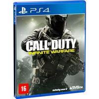 Jogo Call of Duty Infinite Warfare Activision Playstation 4 Sony
