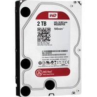 HD Interno Para NAS Red Western Digital WD20EFRX 2TB SATA 6.0Gb/s 64MB