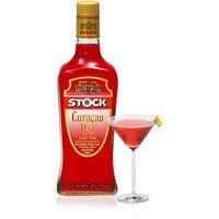 Licor Stock Curaçau Red 720ml