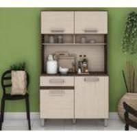 Cozinha Compacta Moka Fendi Briz 105 Cm