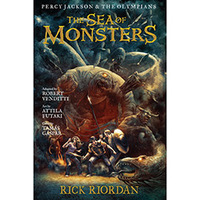 The Sea Of Monsters Graphic Novel - Percy Jackson & The Olympians - Book 2