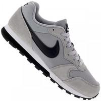 Tênis Nike Md Runner 2 Masculino Cinza e Preto
