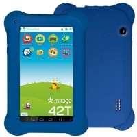 Tablet Infantil Mirage 42T 7 Android 4 4 2001 Azul