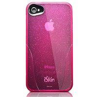 Case Iskin Claro Glam Pink - Iphone 4 e 4s