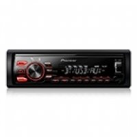 Som Automotivo Pionner AM/FM com Bluetooth e Entrada USB Media Receiver MVH-288BT