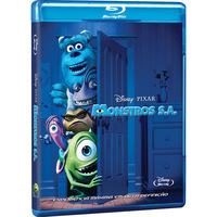 Blu-Ray Monstros S.A Multi-Região/Reg. 4